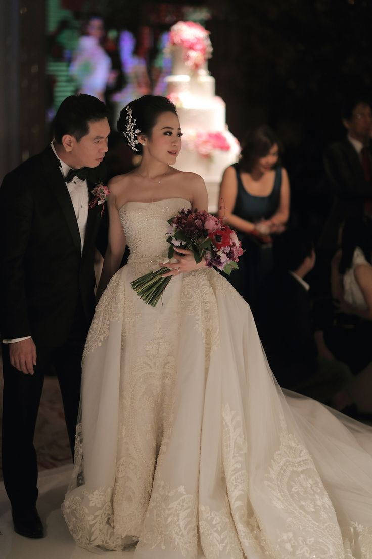 Stunning Magnificent Indonesian Wedding At The Mandarin Oriental Jakarta