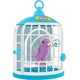 She would like a White Bird   Little Live Pets Bird Cage at Argos.co.uk