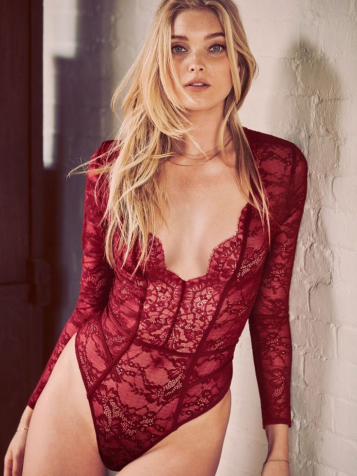Lace Bodysuit - Very Sexy - Victoria's Secret