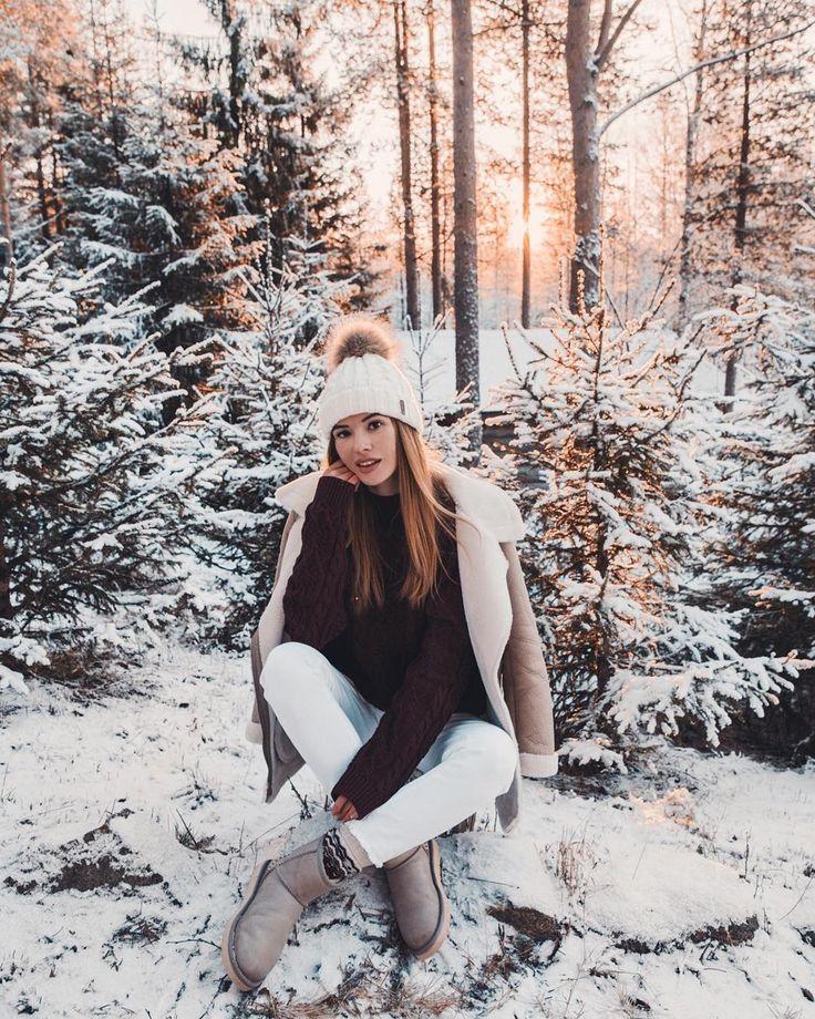 Lappland ist ein magisches Reiseziel für einen Winterausflug, auf dem Link erfahren Sie, was vor Ihnen liegt.