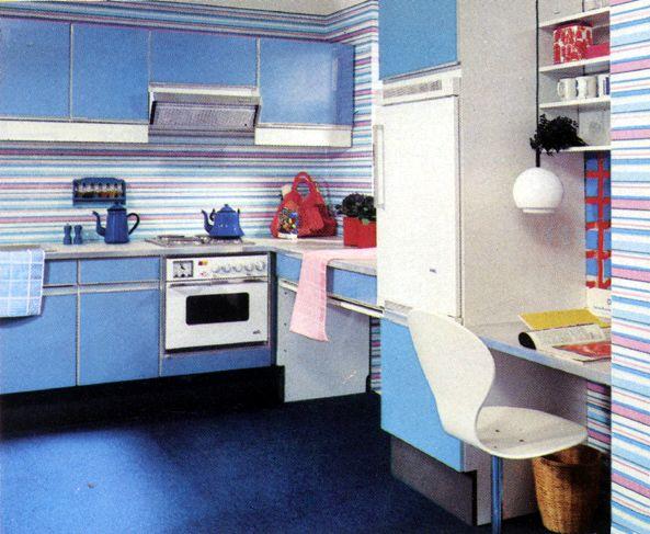 Les 20 meilleures images propos de cuisines avec papier peint sur pinterest more pi ces de - Marque papier peint ...
