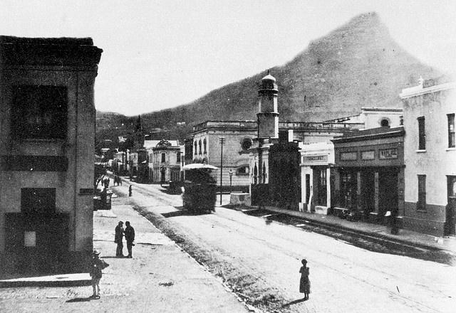 Long Street, Cape Town - 1890