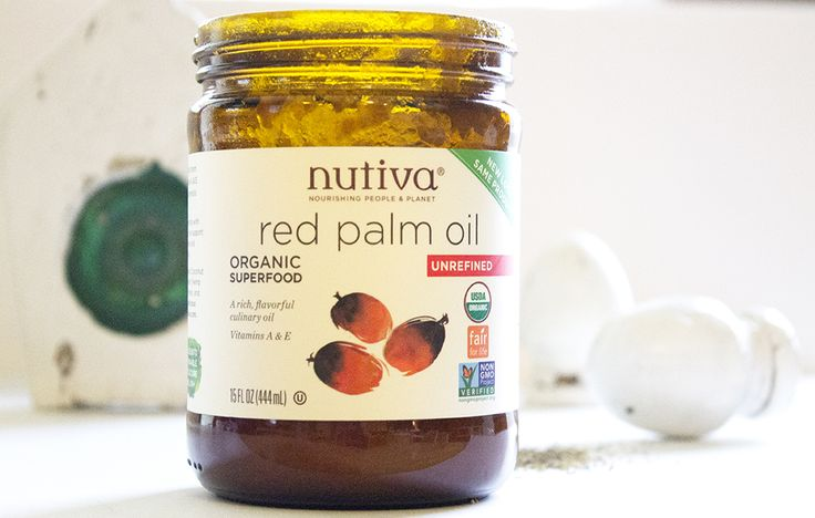 Nutiva Unrefined Red PalmOrganic kitchen.nutiva.com 2