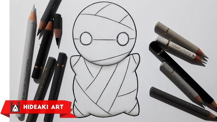 Speed Drawing Mii-kun    How to Keep a Mummy
