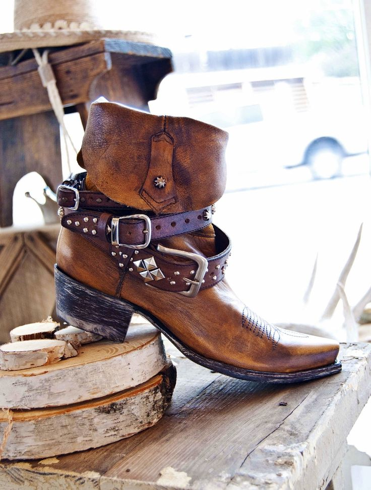 Yippee-Ki-Yay Golden Rodeo Boot — Melissa Benge Collection