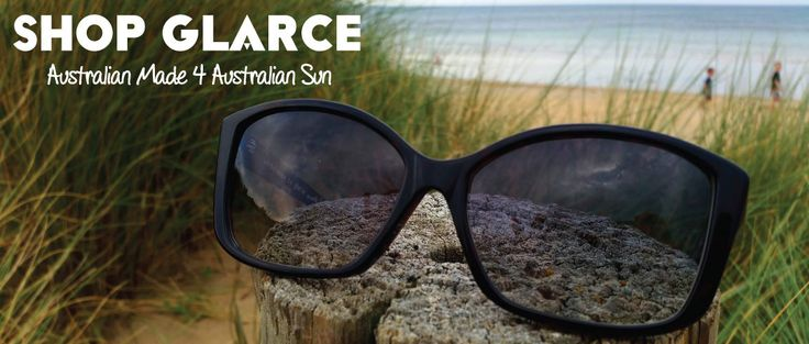 Shop for Glarce Australian Made Sunglasses at Play it Green