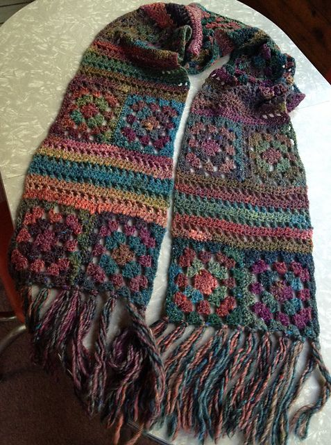 Ravelry: Project Gallery for Sashay pattern by Berroco Design Team