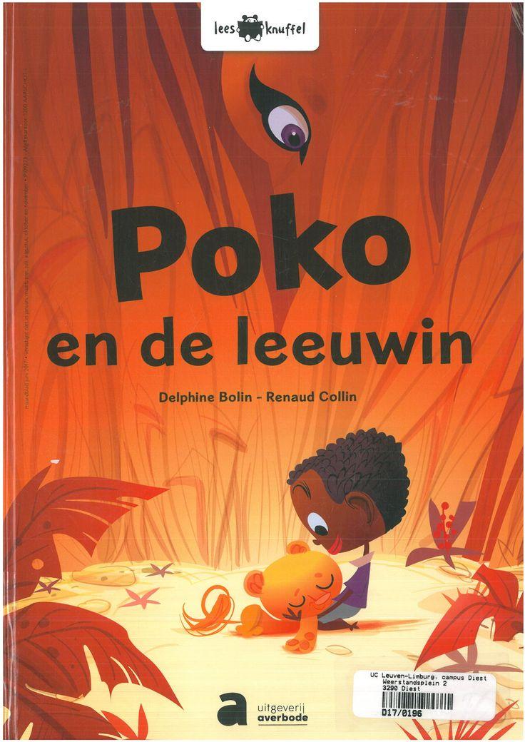 Poko en de leeuwin (2017). Delphine Bolin