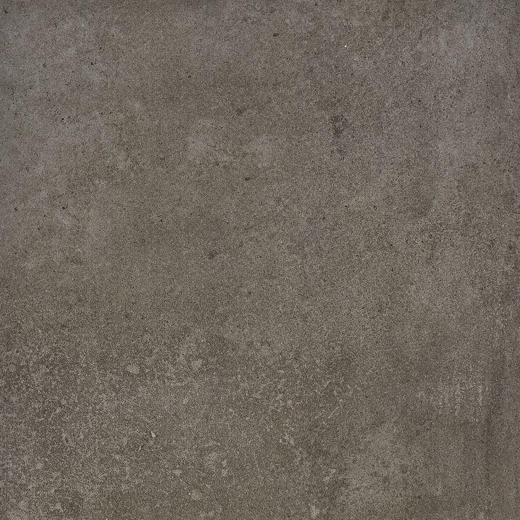 #Bricmate K33 Cement Anthracite 30x30. Variationsrik granitkeramik med känsla av putsad betong.
