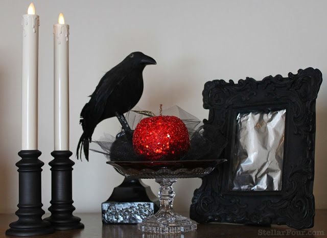 Stellar Four: Decorating Ideas for A Snow White Party