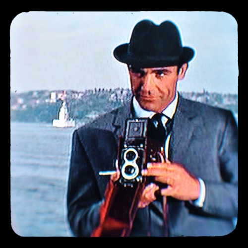 James Bond and his TLR