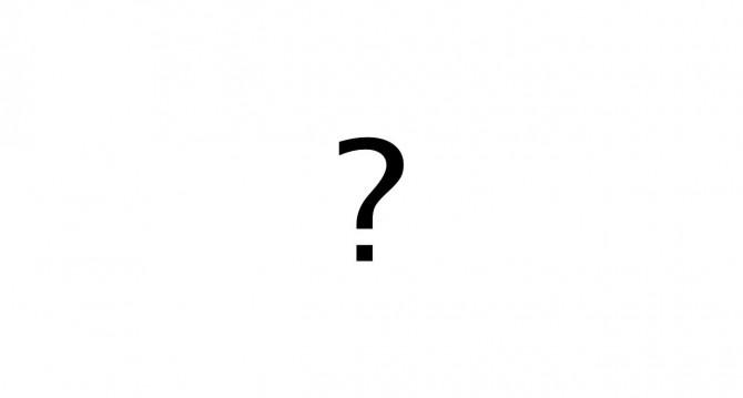Diversism Question mark -