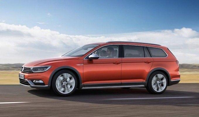 Volkswagen Passat Alltrack 2015 Officiel-7