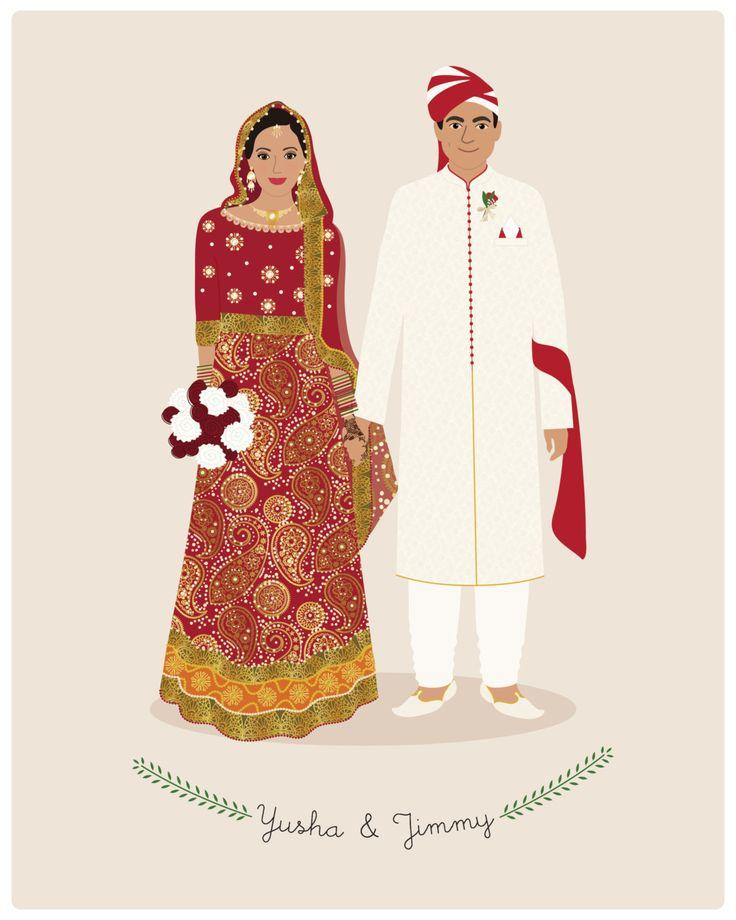 Aangepaste portret, bruiloft portret, familie portret, paar portret door HenryJamesPaperGoods op Etsy https://www.etsy.com/nl/listing/189683435/aangepaste-portret-bruiloft-portret