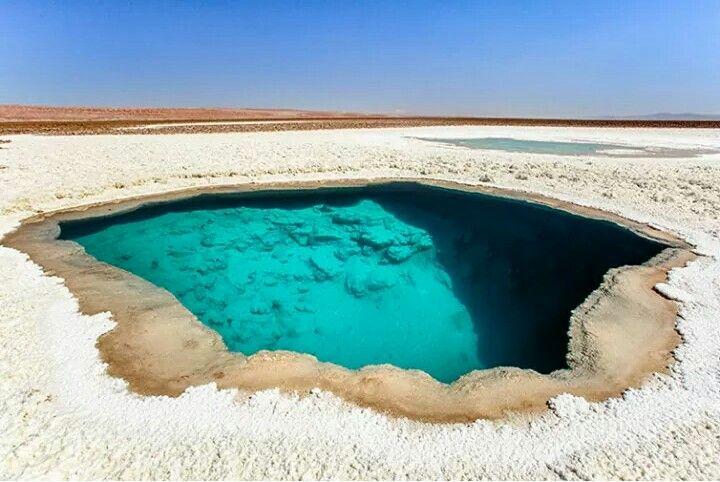 Lagunas Baltinache - San Pedro de Atacama
