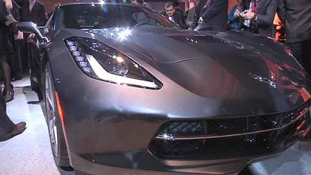 Chevrolet unveils performance specs for 2014 Corvette Stingray | Fox News
