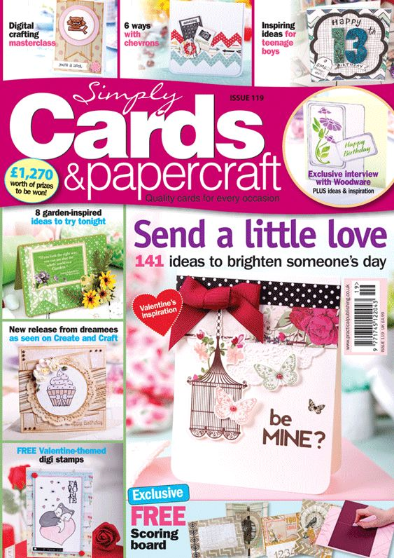 Simply Cards & Papercraft 119 is available from http://www.moremags.com/papercrafts/simply-cards-papercraft/simply-cards-papercraft-454