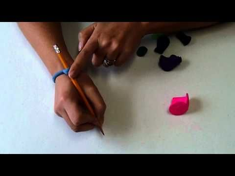 DIY Pencil Grip. Help your child write better and avoid hand fatigue. Repinned by SOS Inc. Resources.  Follow all our boards at http://pinterest.com/sostherapy  for therapy resources.