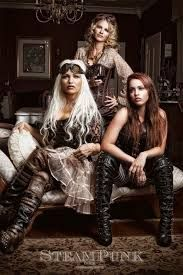 Image result for desiree rezende steampunk