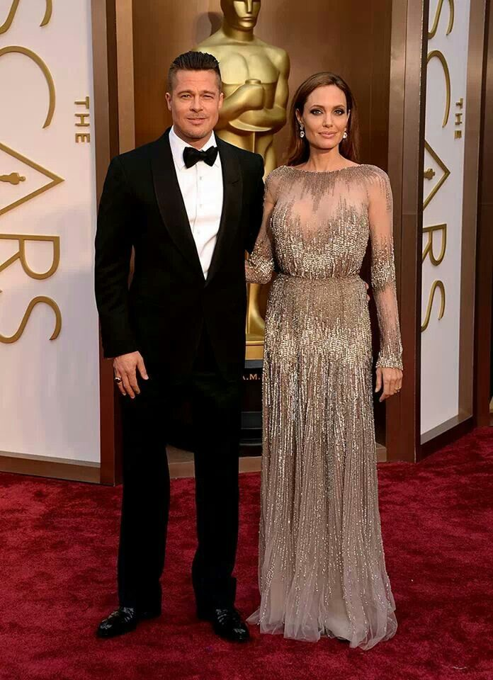 Brat Pitt & Angelina Jolie