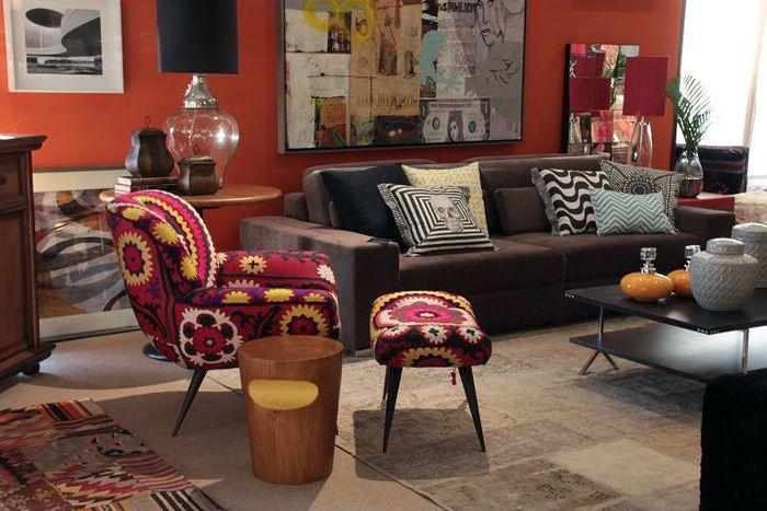 Szalay Contemporary Design, ethnic furniture