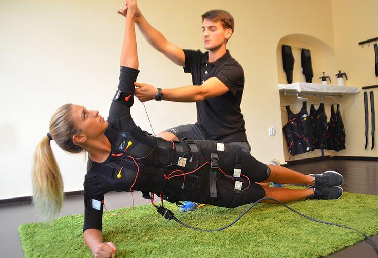 Antrenament EMS | EMS Training | Personal training | Fitness | Weight loss |  #GoFitStudioBrasov #emstraining #mihabodytec