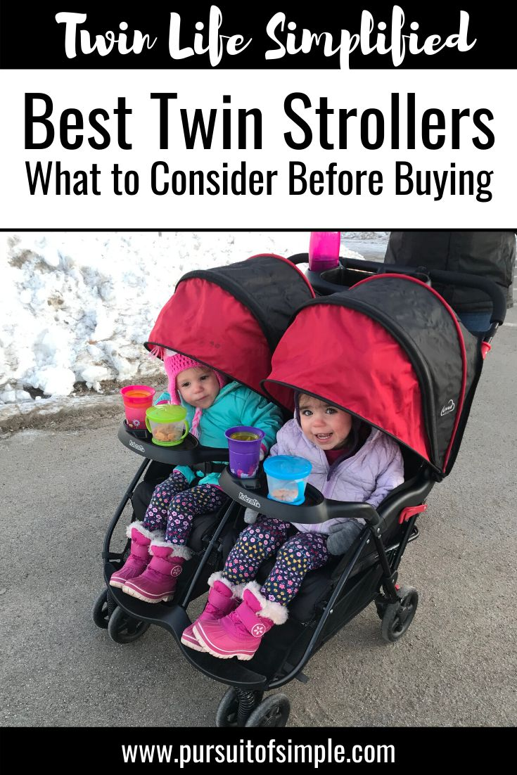 Best Twin Strollers What to Consider Before Buying in