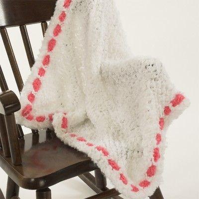 Heavenly Baby Blanket Knitting Pattern | Red Heart