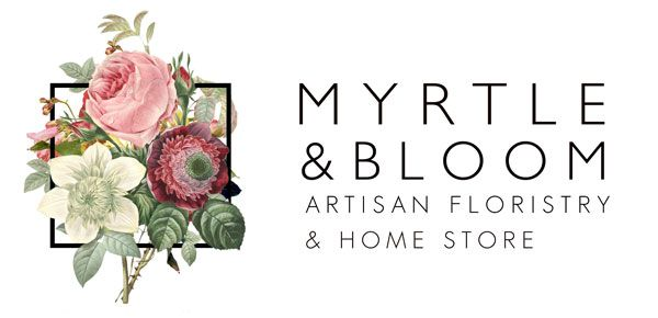 Branding I created for a local Artisan florist