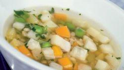 Zöldséges burgonyaleves - Receptek