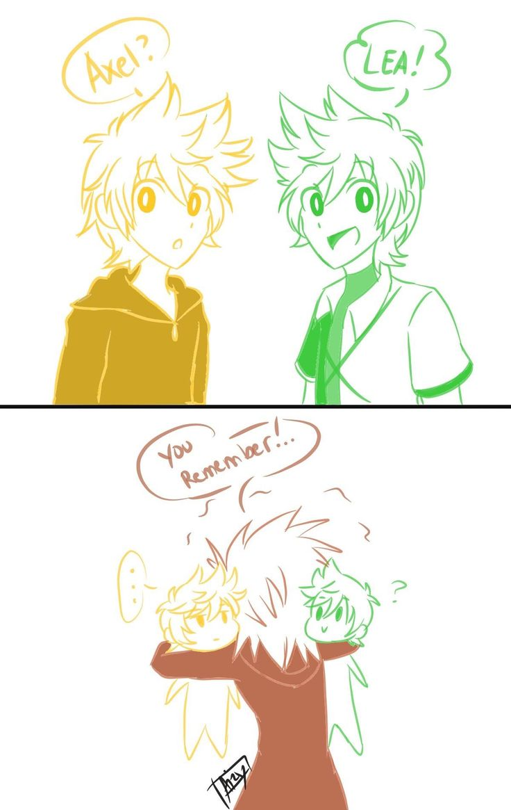 The kids Lol Axel/Lea has two blonde babies to babysit now. Reno and the McCartney Twins. - w -