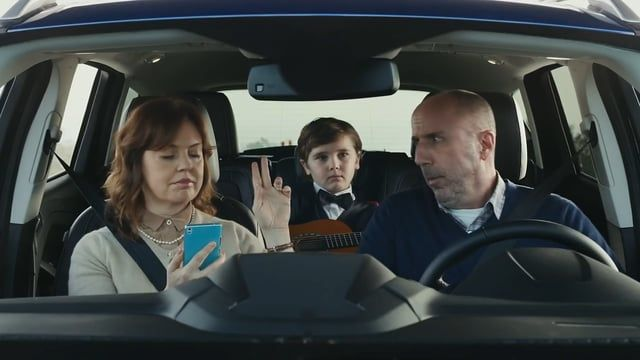 GEICO: The Flat Tire Guitar Solo  #GEICO, #TheMartinAgency