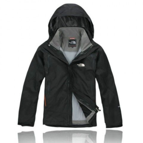 North Face Black Gore Tex XCR Jacket For Mens BJ130102