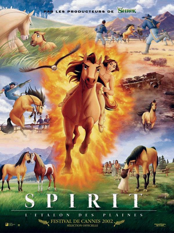 Spirit Stallion of the Cimarron - ahhhhhhhhh LOVE this movie !!!!