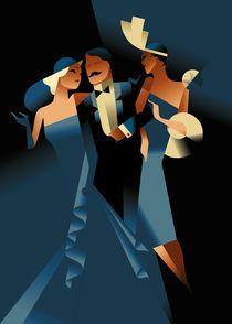 poster club dancing