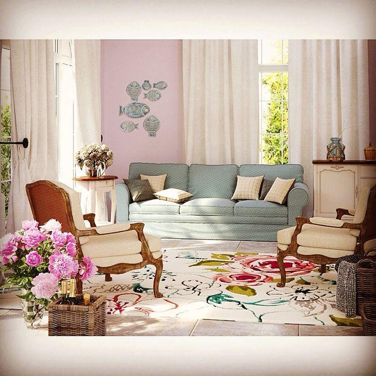 А вот еще одно наше творение. Стильный и оочень мягкий диван с креслами в стиле прованс. Заходите в раздел комплекты и выберете себе готовый интерьер с приятной скидкой 20%!