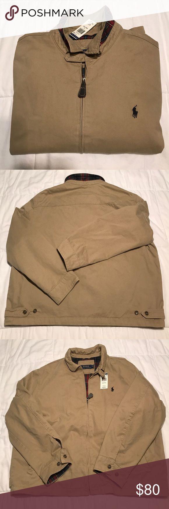 Polo Ralph Lauren Men's jacket Polo Ralph Lauren Men's jacket. Brand new. Size XXL but will fit XL. Polo by Ralph Lauren Jackets & Coats