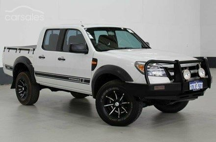 2010 Ford Ranger XL PK Manual 4x4