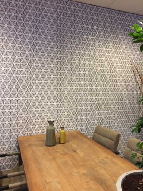 Behang Layers by Edward van Vliet bij Impresseddruk / Wallpaper collection Layers - BN Wallcoverings