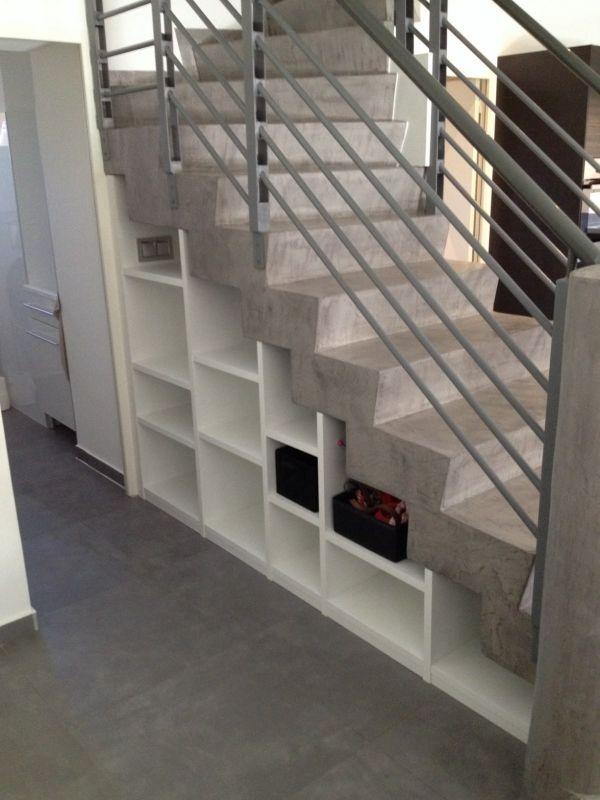 17 meilleures images propos de bibliotheque sur pinterest d tournement de - Bibliotheque escalier ikea ...
