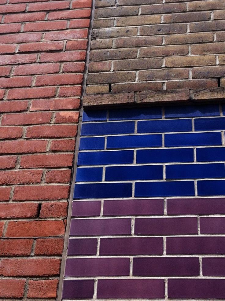Glazed Block Wall : Best materialize it glaze images on pinterest tiles