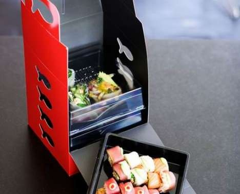 25 Best Images About Sushi Box On Pinterest