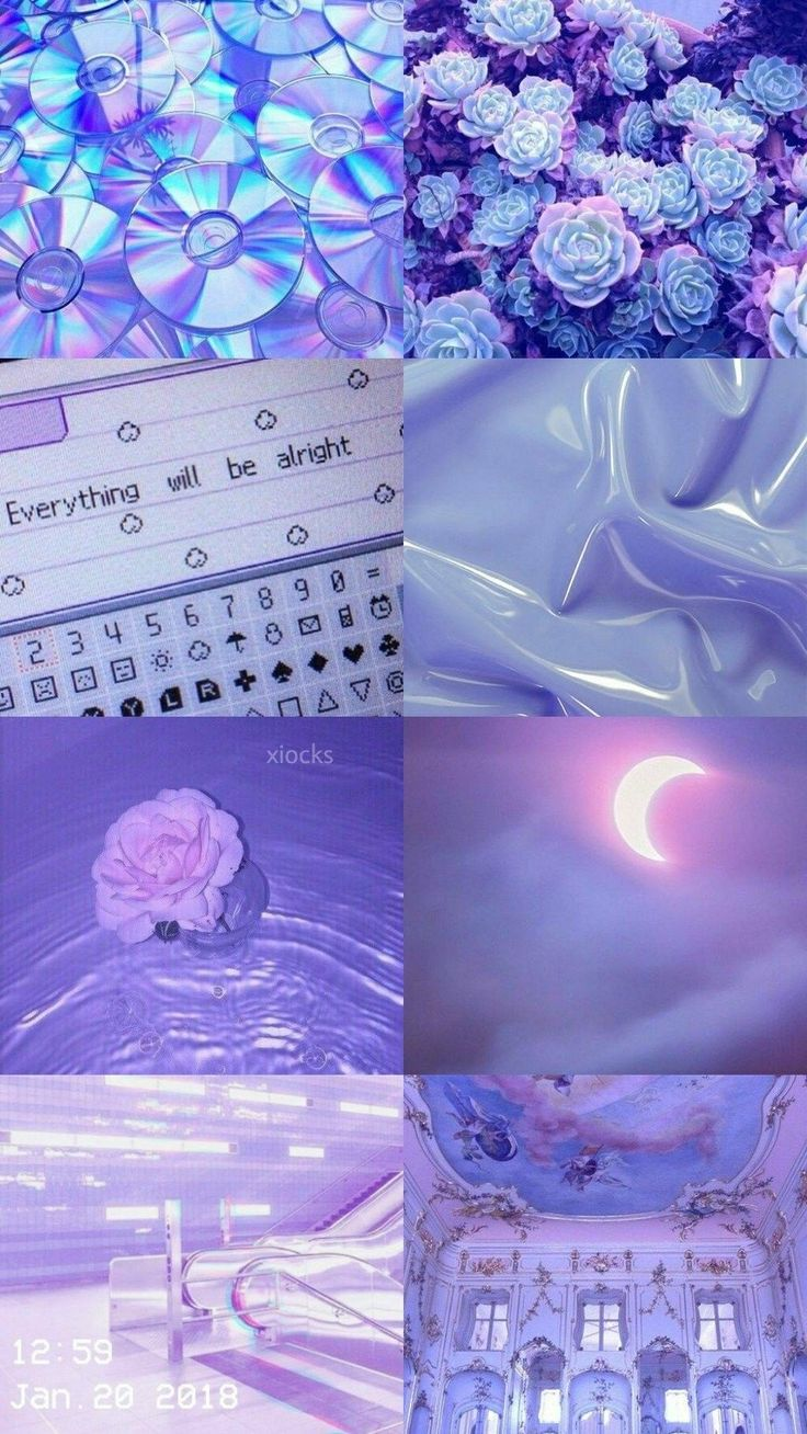 aesthetic 4k purple pastel iphone lock screen wallpapers ultra hd