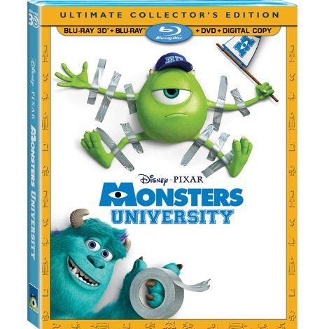 Monsters University | Disney Movies