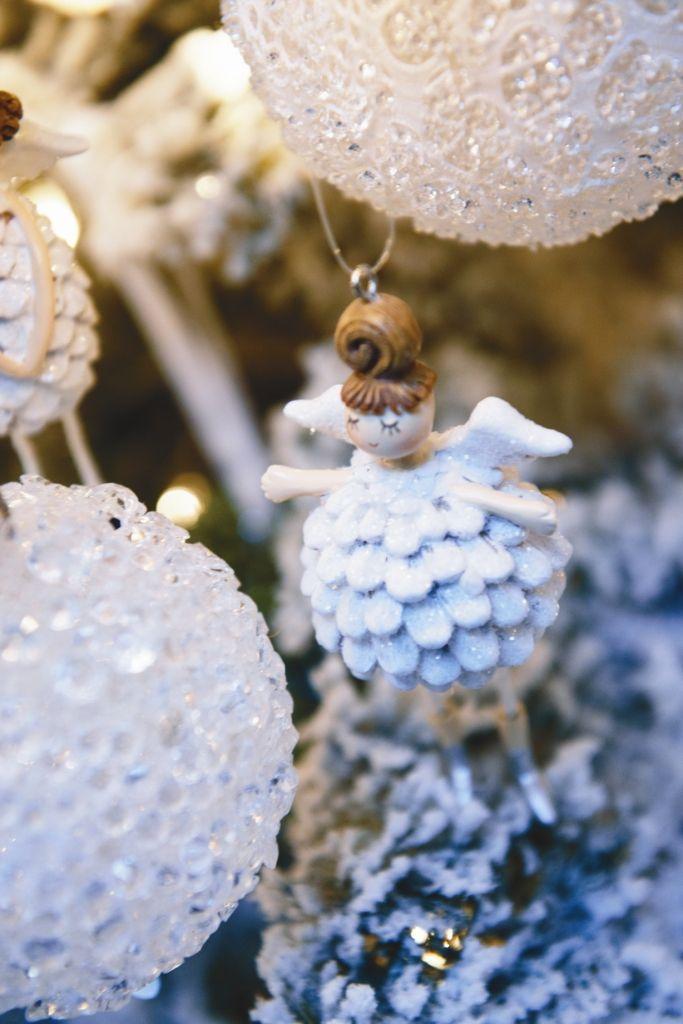 christmas tree family decoration