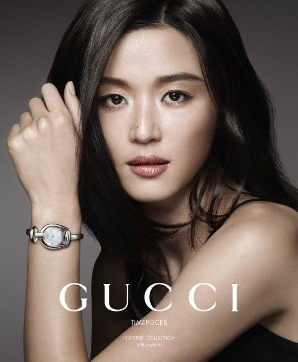 Jun Ji Hyun Selected as Gucci's Asia Model - 'Hallyu Power' Realized Through Ad Released on Feb 11