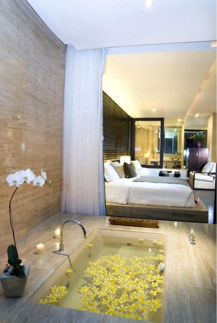 Les 25 meilleures id es de la cat gorie salles de bains de for Salle de bains design luxe