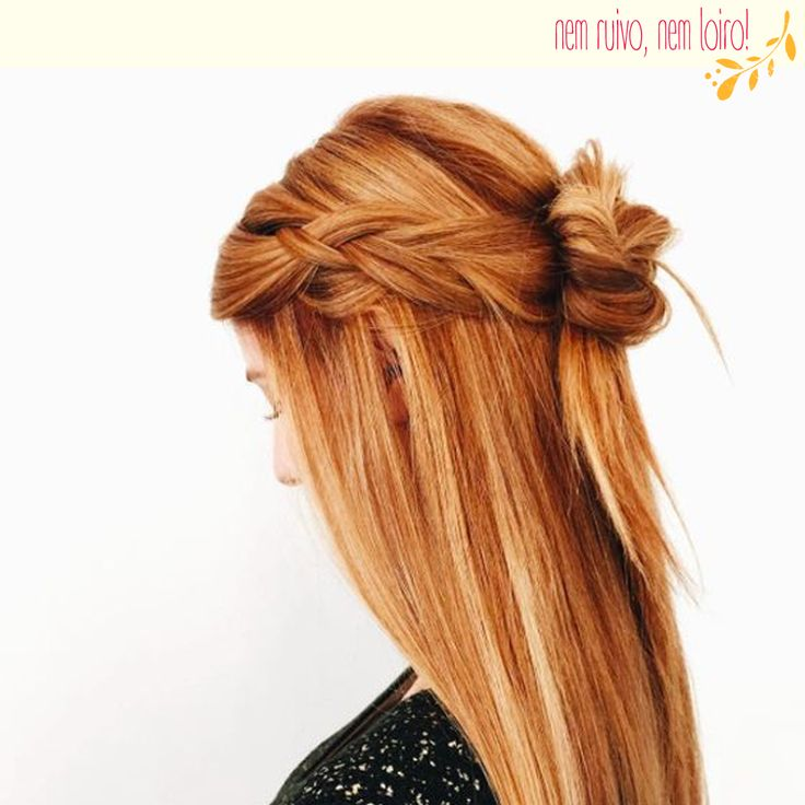 Pra Inspirar A Beleza: Strawberry Blonde