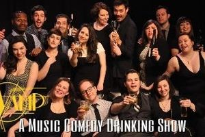 VAMP: A Music Comedy Drinking Show at MCL Chicago | Metromix Chicago