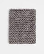 Chunky knit tube snood - OYSHO
